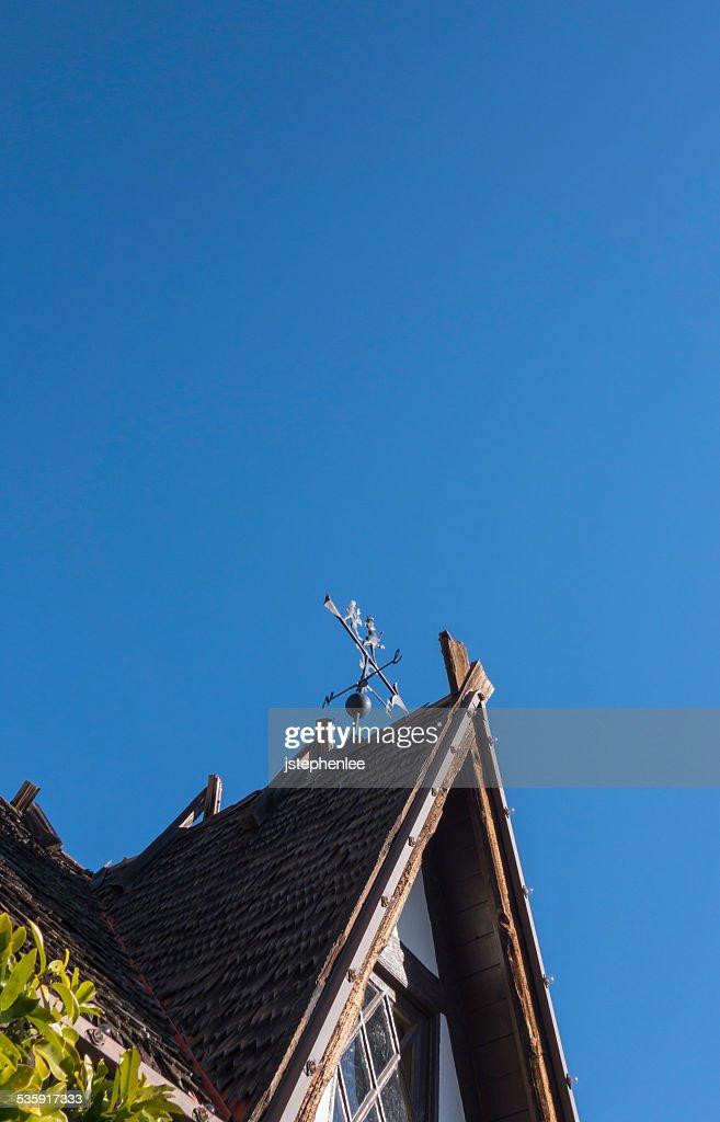 Weather Vane : Stock Photo