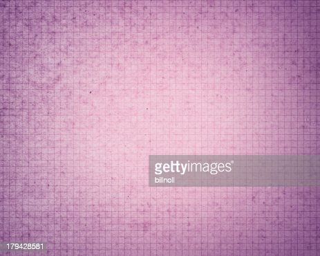 weathered purple graph paper