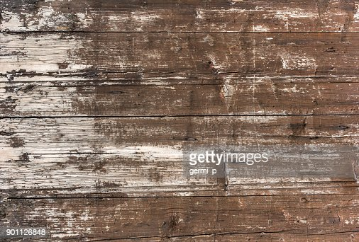 Weathered wooden background : Stock Photo