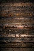 Weathered wooden floor texture background