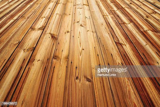 Weathered Wooden