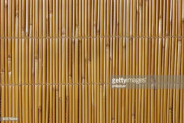 Meisterwerke Bambus thatch.