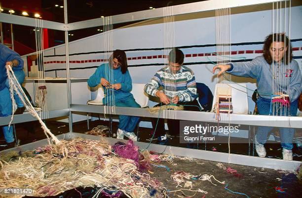 Weavers Toledo Castilla La Mancha Spain