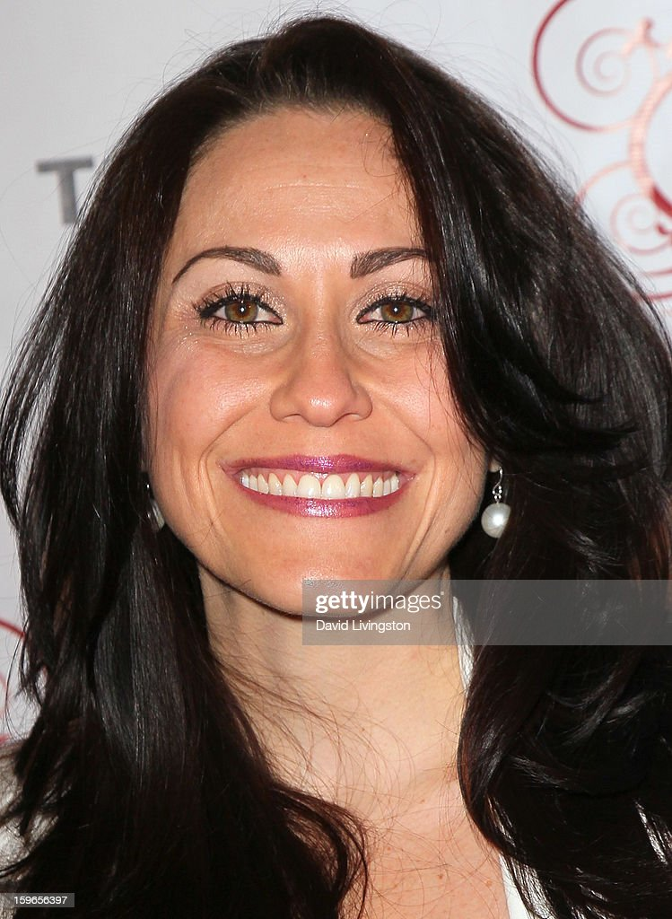 Web host Carolyn Scott-Hamilton attends the 4th Annual Taste Awards at Vibiana on January 17, 2013 in Los Angeles, California.