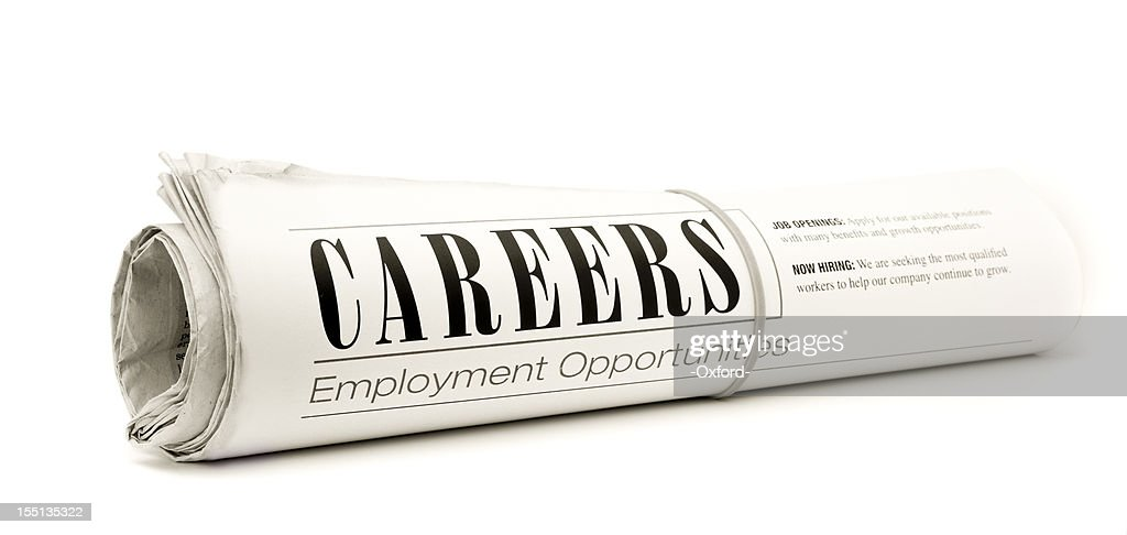 CAREERS: Web Page Header : Stock Photo