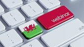 Wales High Resolution Webinar Concept