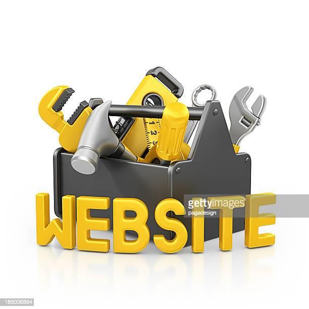 Outils du site Web