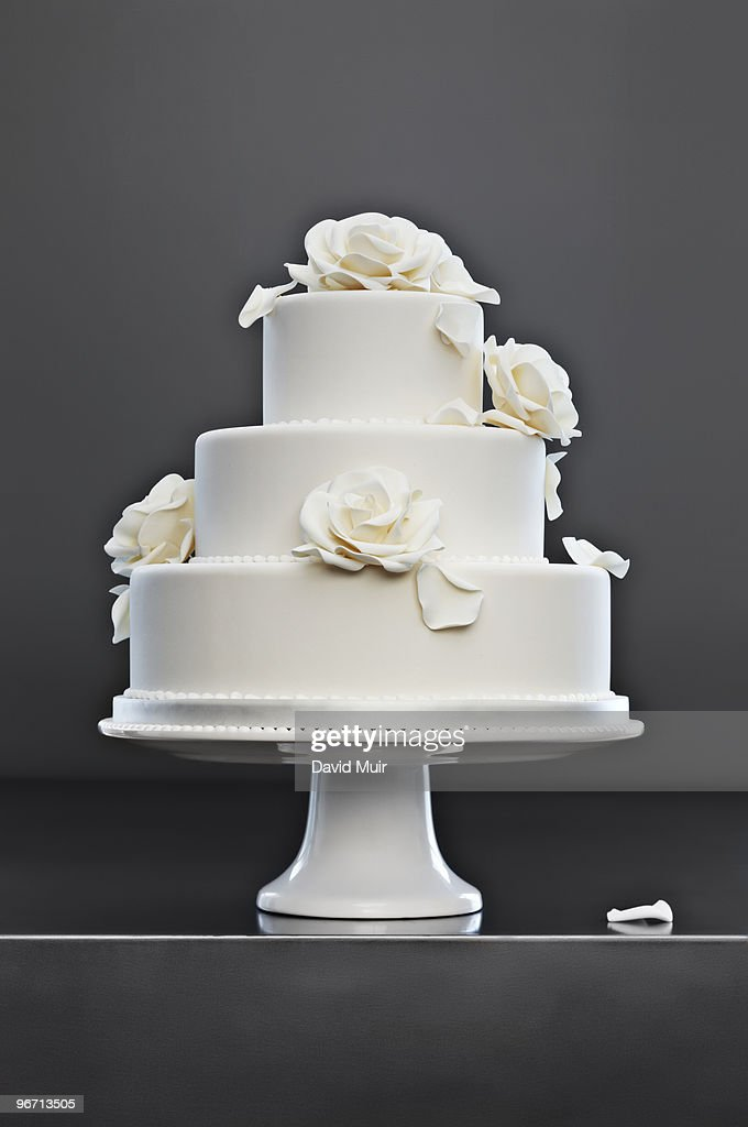 Wedding cake : Stock Photo