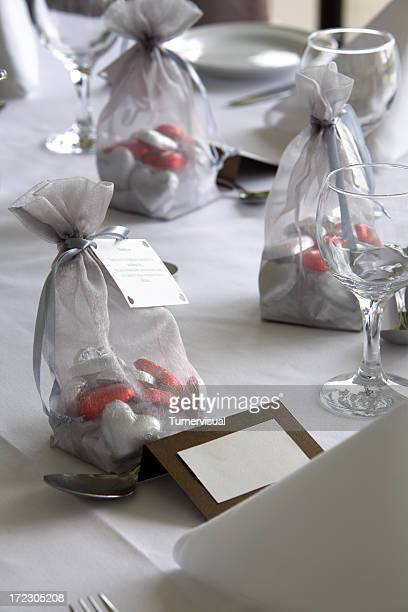 Wedding Candy Bags