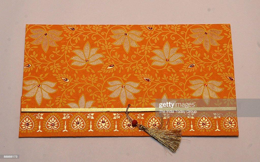 Wedding Cards Prepared by Nilesh Parekh in Mumbai Maharashtra – Indian Wedding Cards Mumbai