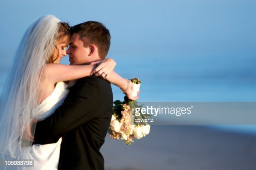 Wedding couple : Stock Photo
