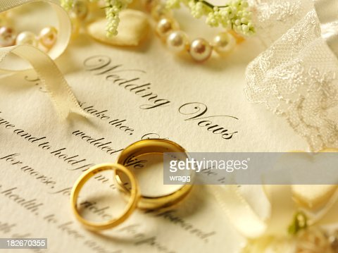 wedding vows stock photos and pictures getty images. Black Bedroom Furniture Sets. Home Design Ideas
