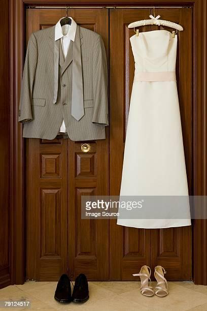 Abito da sposa e abito