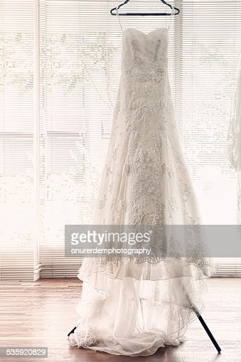Wedding Dress : Stock Photo