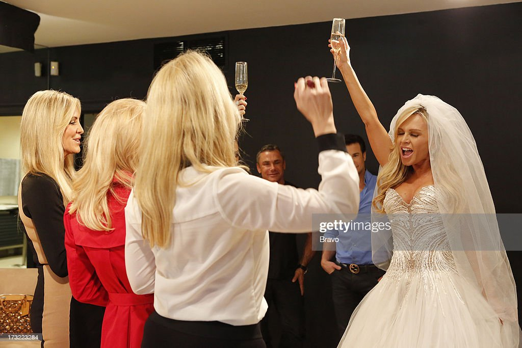 COUNTY-- 'Wedding Dress Stress' Episode 813 -- Pictured: (l-r) Lauri Peterson, Tamra Barney --