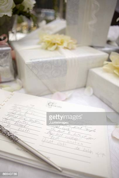 Wedding gifts and register