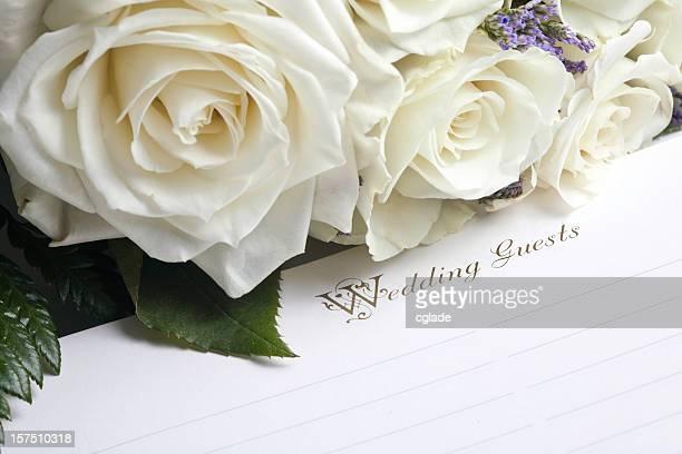 Convidado de Casamento e Bouquet