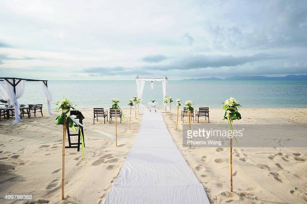 Wedding in Ko Samui