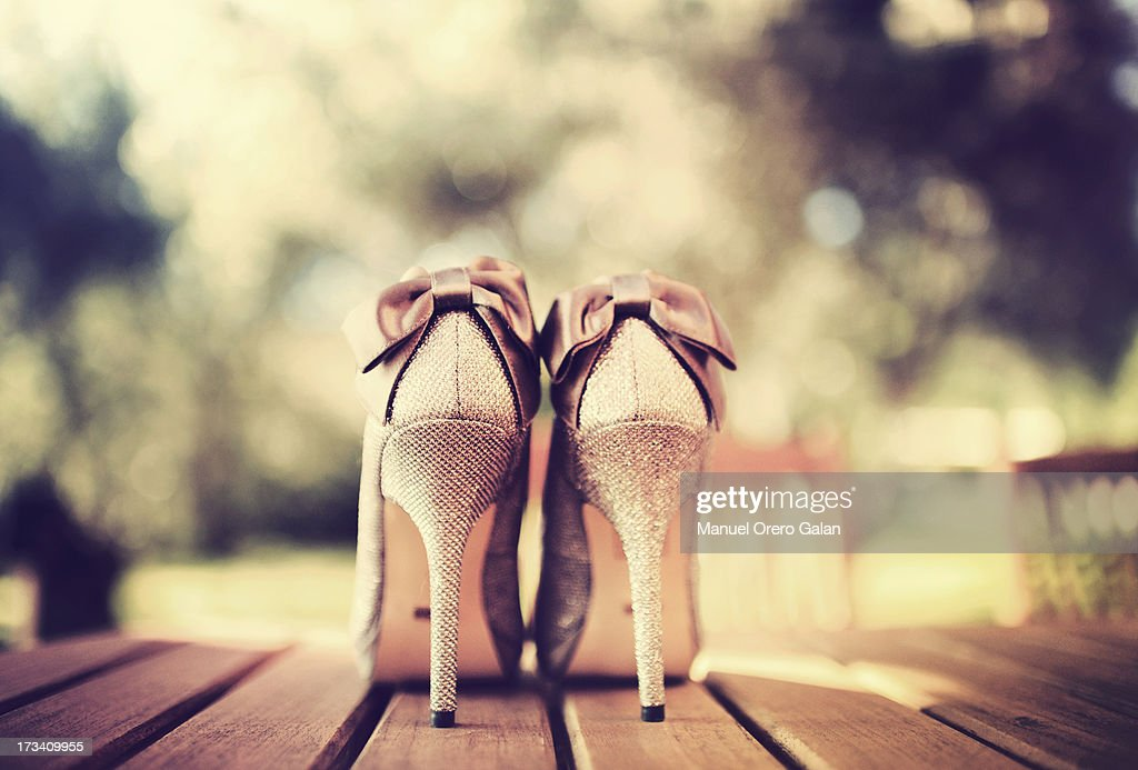 Wedding Luxe Shoes