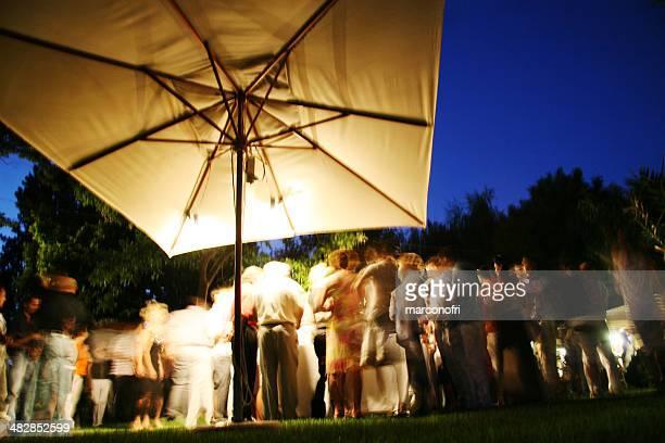 Wedding night party