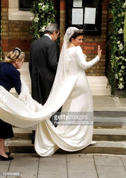 Princess alexia wedding
