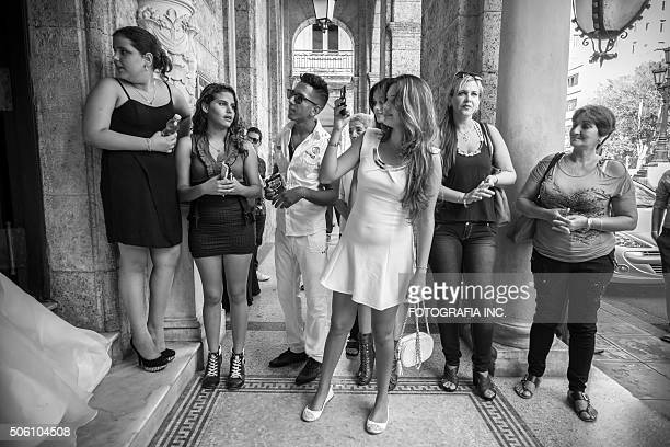 Hochzeitsfeier in Havanna