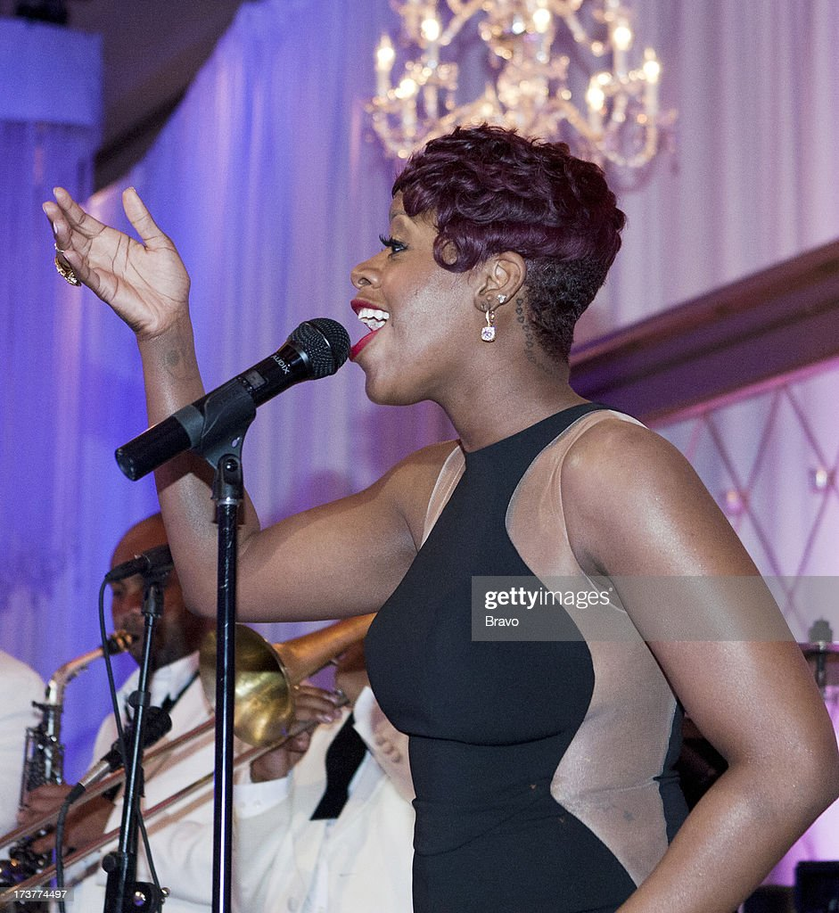 NENE -- 'Wedding' -- Pictured: (l-r) <a gi-track='captionPersonalityLinkClicked' href=/galleries/search?phrase=Fantasia+Barrino&family=editorial&specificpeople=171386 ng-click='$event.stopPropagation()'>Fantasia Barrino</a> --