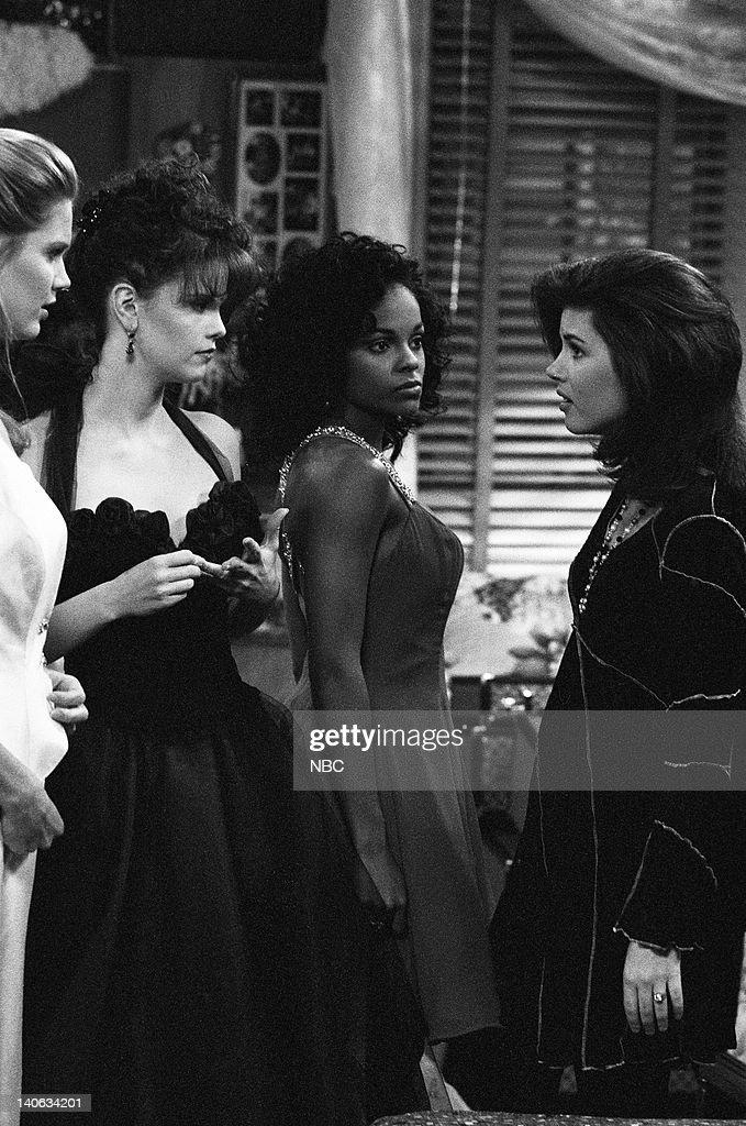 YEARS 'Wedding Plans' Episode 19 Air Date Pictured Anne Tremko as Leslie Burke Kiersten Warren as Alex Tabor Lark Voorhies as Lisa Turtle Tiffani...