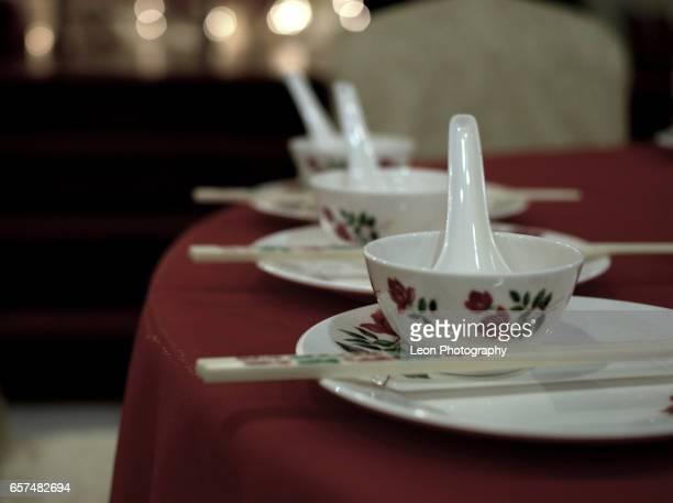 Wedding Plate Display