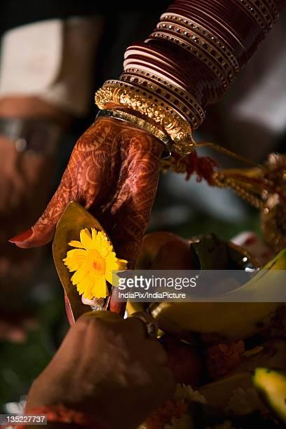 Wedding pooja