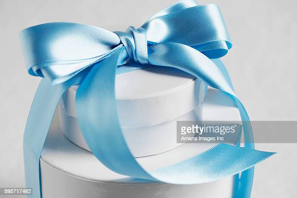Wedding Present with Ribbon Bow