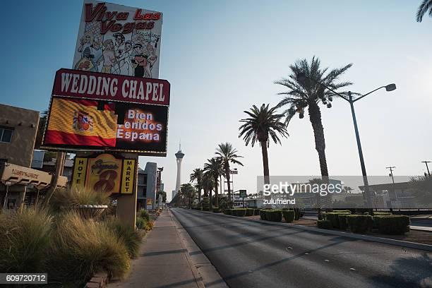 Wedding Sign in Las Vegas