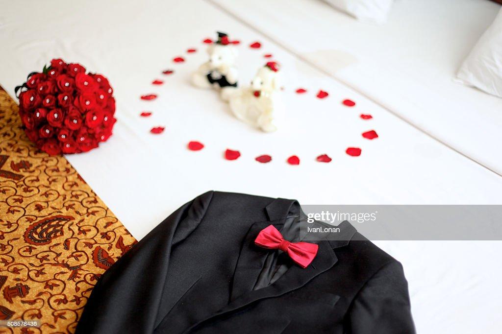 Costume de mariage : Photo