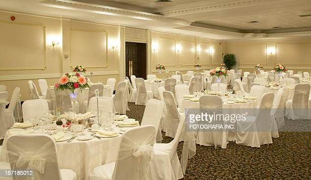 Wedding tables for guests