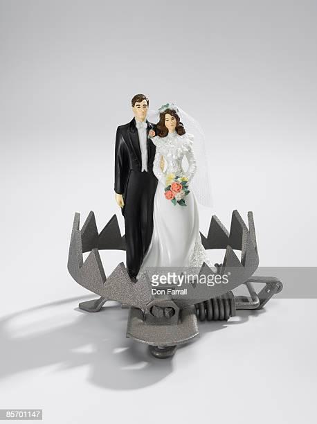 Wedding trap