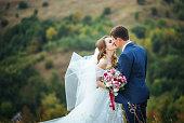 Beautiful Wedding walk on nature Ukraine SumyBeautiful Wedding walk on nature Ukraine Sumy