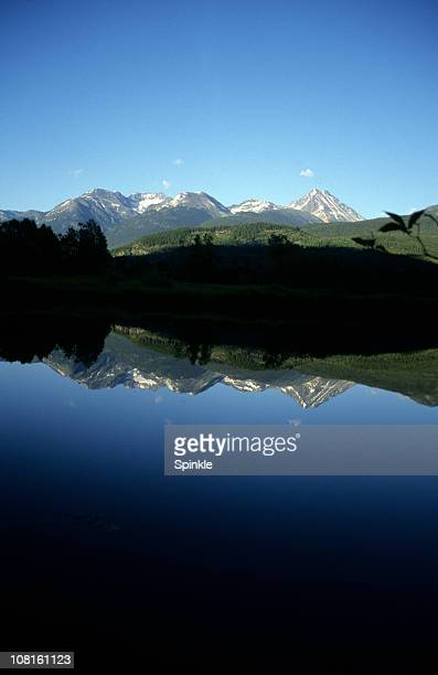 Wedge Mountain Reflection