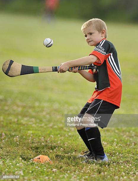 Wednesday July 18 2012 The Maine Gaelic Sports Alliance holds weekly practice for youth hurling and Gaelic football on Wednesday nights at South...