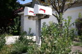 Weeds grow next to a set of mailboxes in front of a foreclosed home May 7 2009 in Antioch California A study of government data on subprime loans by...