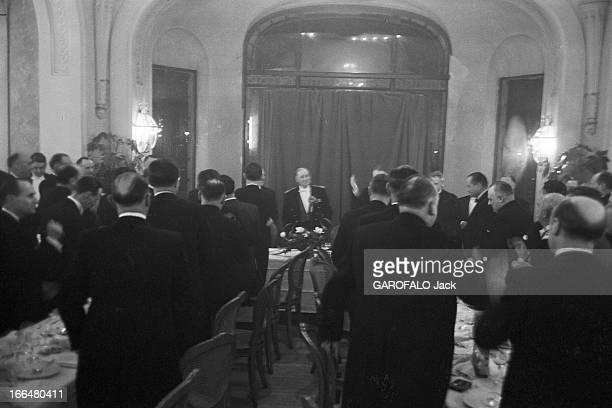 A Week With The France Marshal Alphonse Juin France Paris 31 mars 1954 le général Alphonse JUIN a été élevé à la dignité de maréchal de France en...