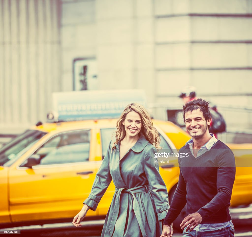 Week-end In Manhattan : Stock Photo
