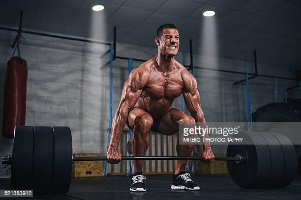 Weight Lifting, Dead Lift