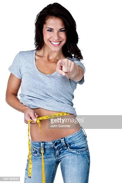 Gewicht Verlust-Konzept