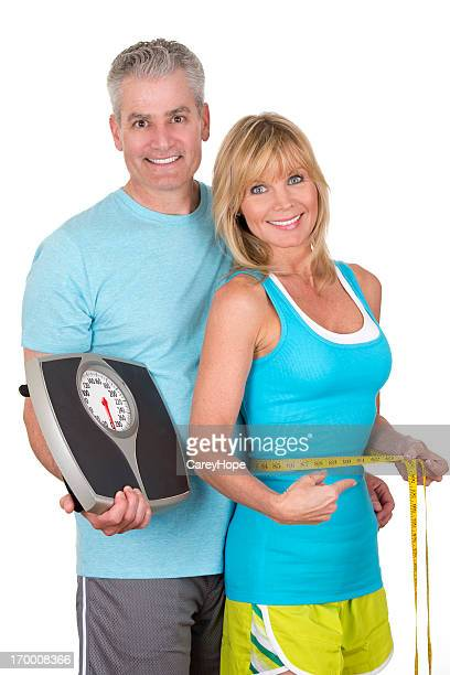 La perte de poids couple