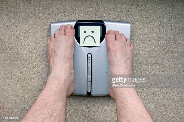 Weight loss depression