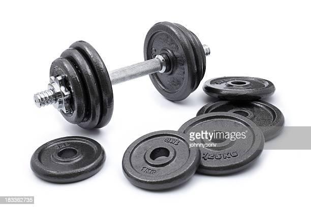 Weights...