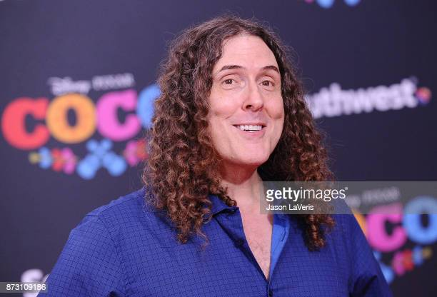 Weird al yankovic 2017 stock photos and pictures getty images weird al yankovic attends the premiere of coco at el capitan theatre on november ccuart Images