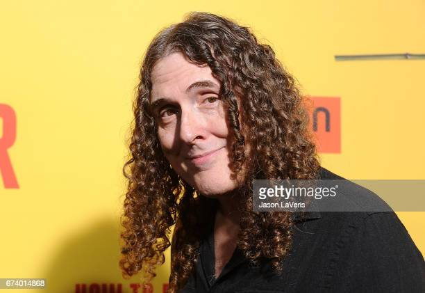 Weird al yankovic 2017 stock photos and pictures getty images weird al yankovic attends the premiere of how to be a latin lover at ccuart Images