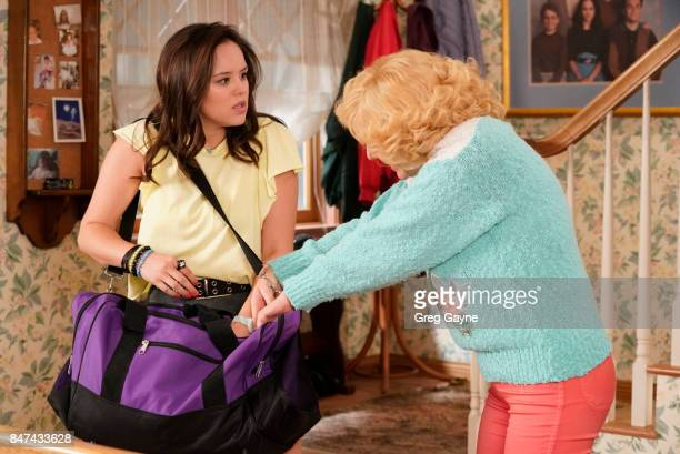 THE GOLDBERGS 'Weird Science' Beverly and Murray move Erica into college where her roommate is also named Erica Later Beverly has a hard time letting...