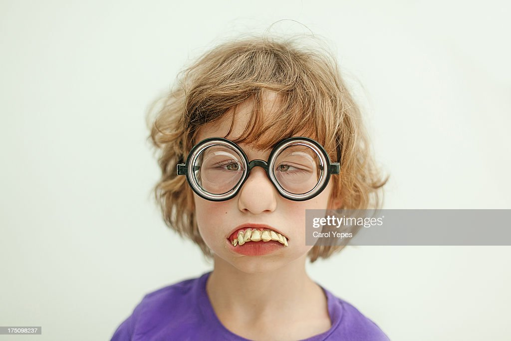 Weird Ugly Boy Stock Photo Getty Images